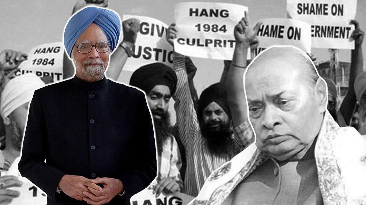 'PV Narasimha Rao Could Have Avoided 1984 Riots': Manmohan Singh