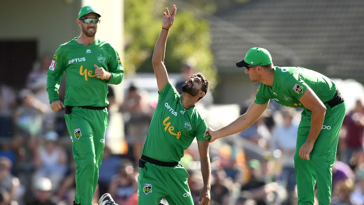 BBL: Pak Pacer Haris Rauf Win Hearts After Heartwarming Gesture
