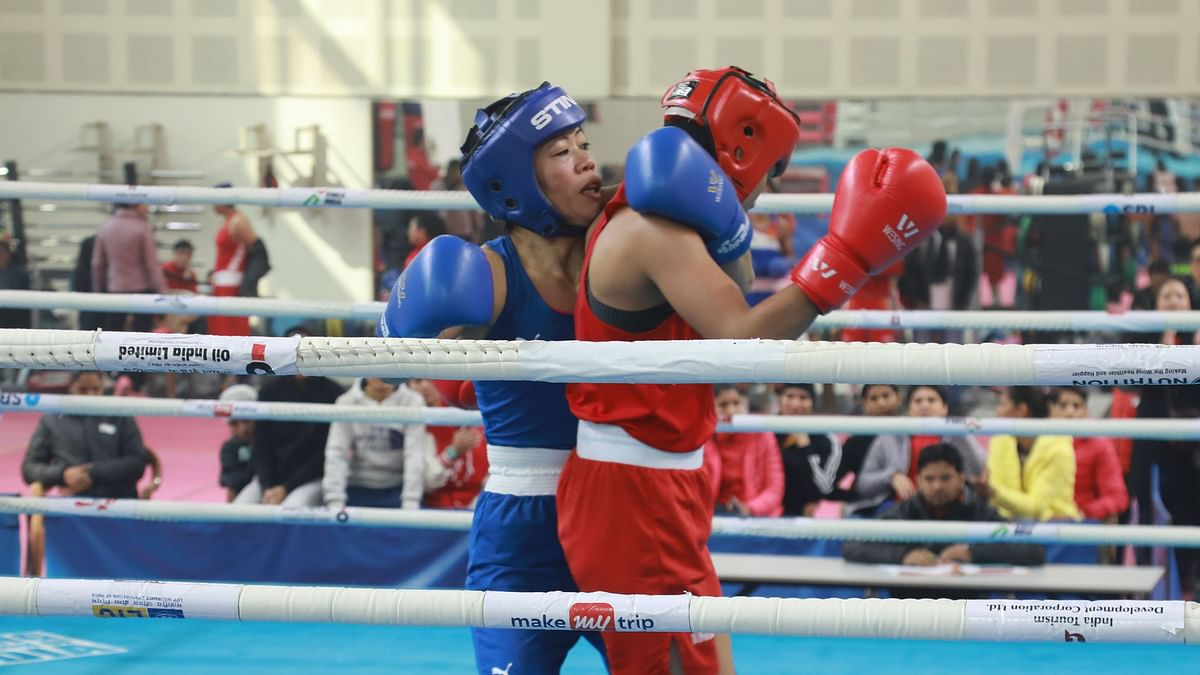 Fans Call Mary Kom Arrogant After Handshake Row With Nikhat Zareen
