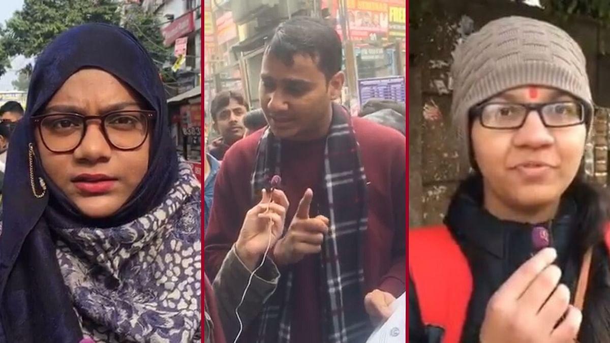 Delhi's Mukherjee Nagar Students Say Asked to Vacate, Police Deny