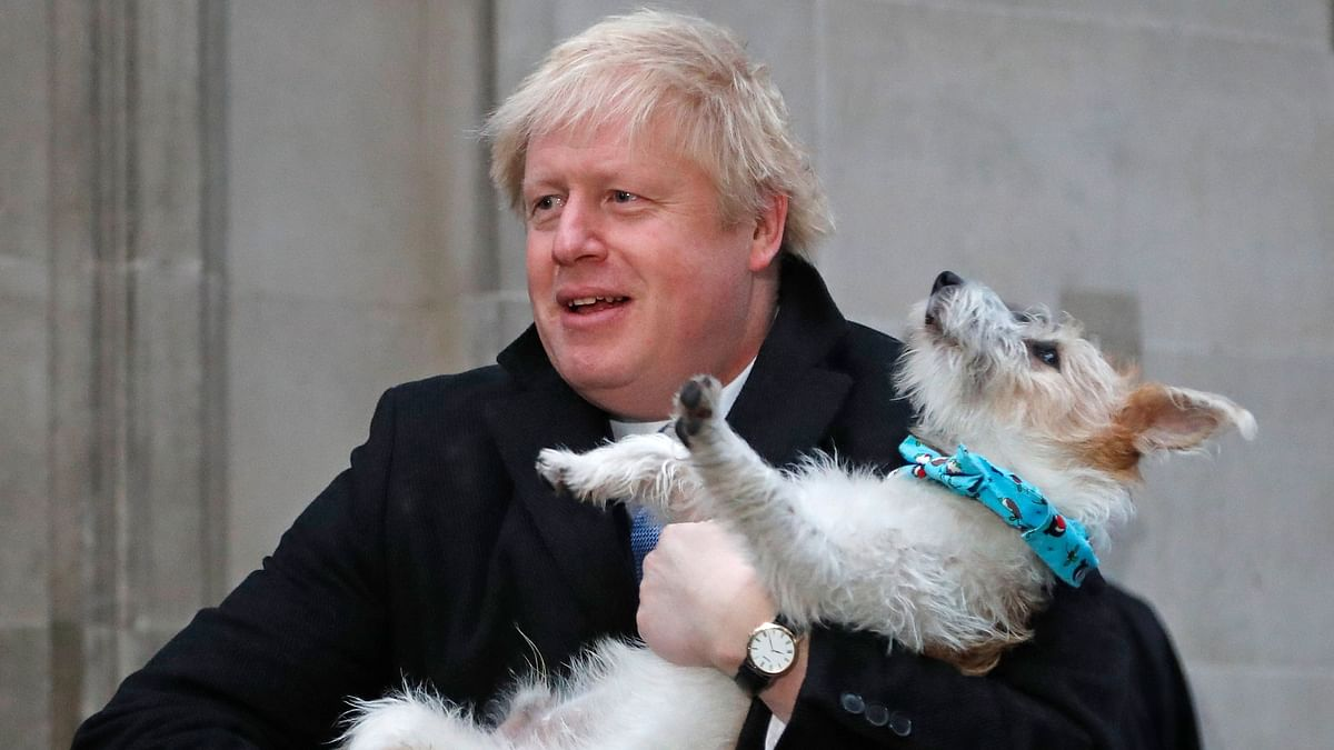 British Prime Minister Boris Johnson is likely to win the general elections, according to the exit polls.