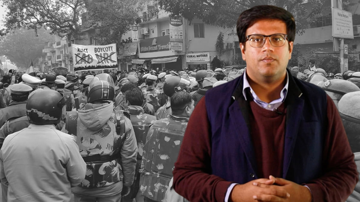 Like Kashmir, Sec 144 Is Being Illegally Used to Stifle Dissent
