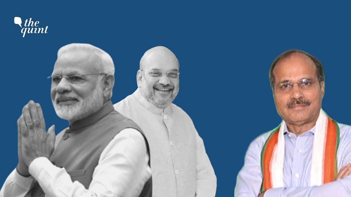Modi, Shah 'Migrants' in Delhi, Says Cong's Adhir Ranjan, Irks BJP