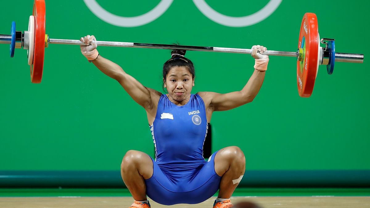 Saikhom Mirabai Chanu is a sure shot entry in the weightlifting category for the 2020 Olympics.
