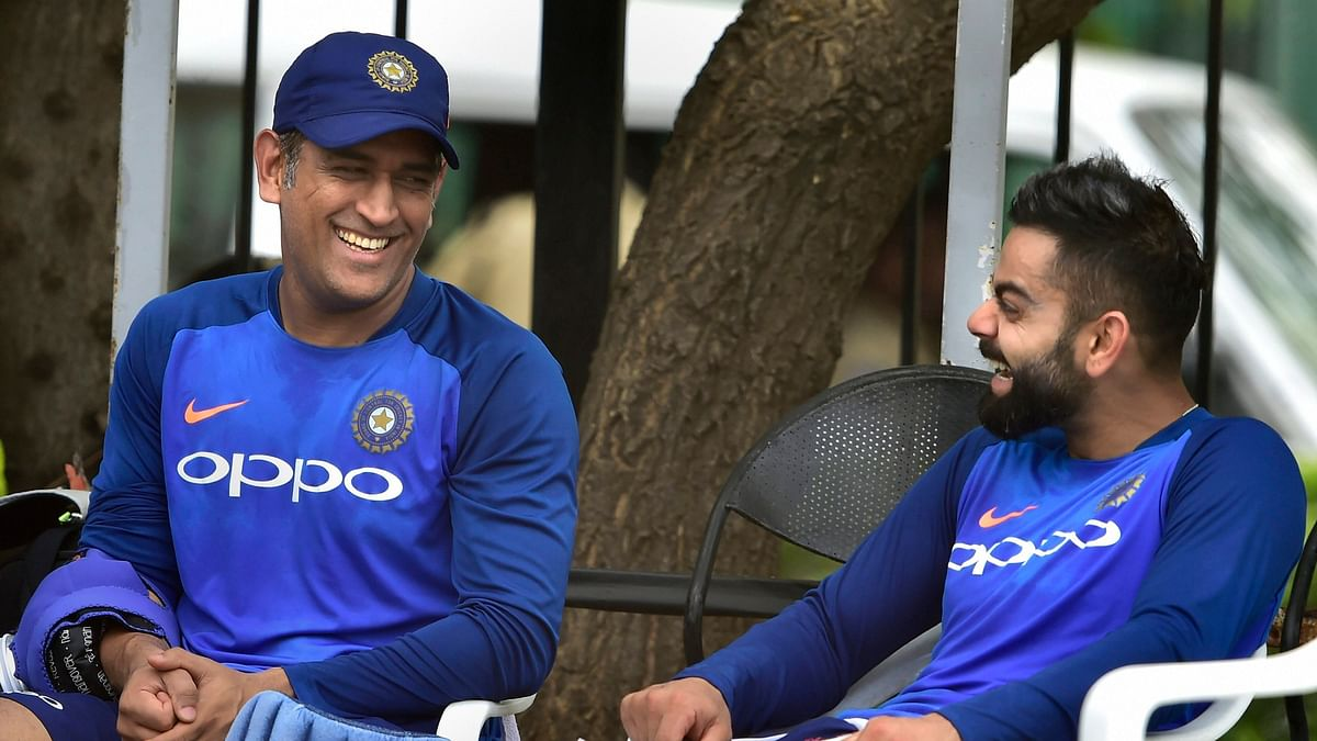 World Has Seen Dhoni's Achievements, I've Seen The Person: Kohli