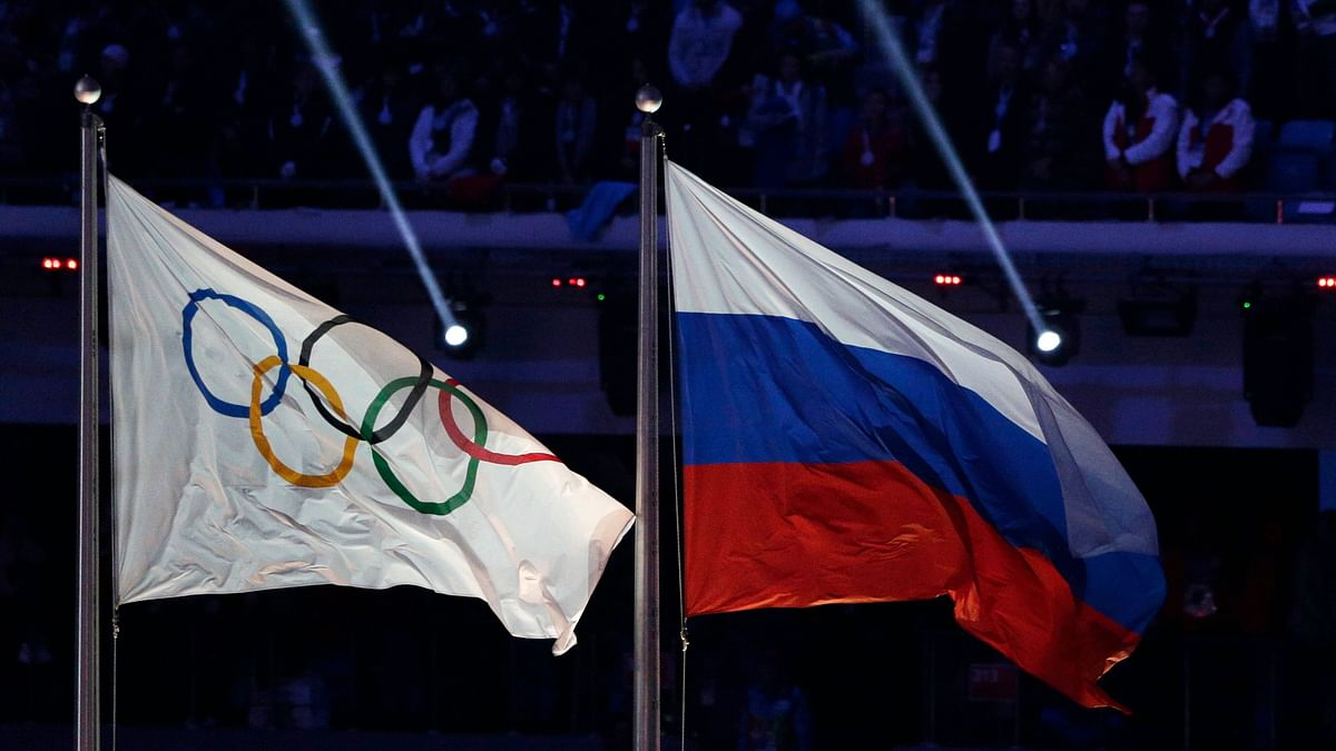 Russia's Olympic Ban Halved, Will Still Miss Tokyo Olympics