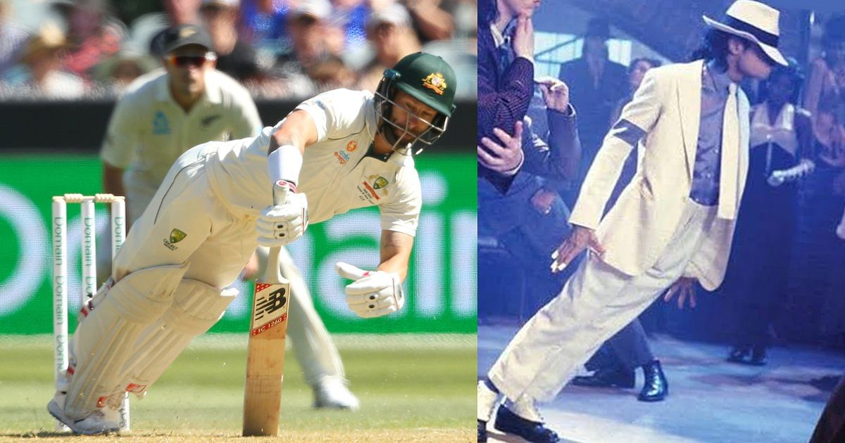 When Matthew Wade Pulled Off a Famous Michael Jackson move at MCG