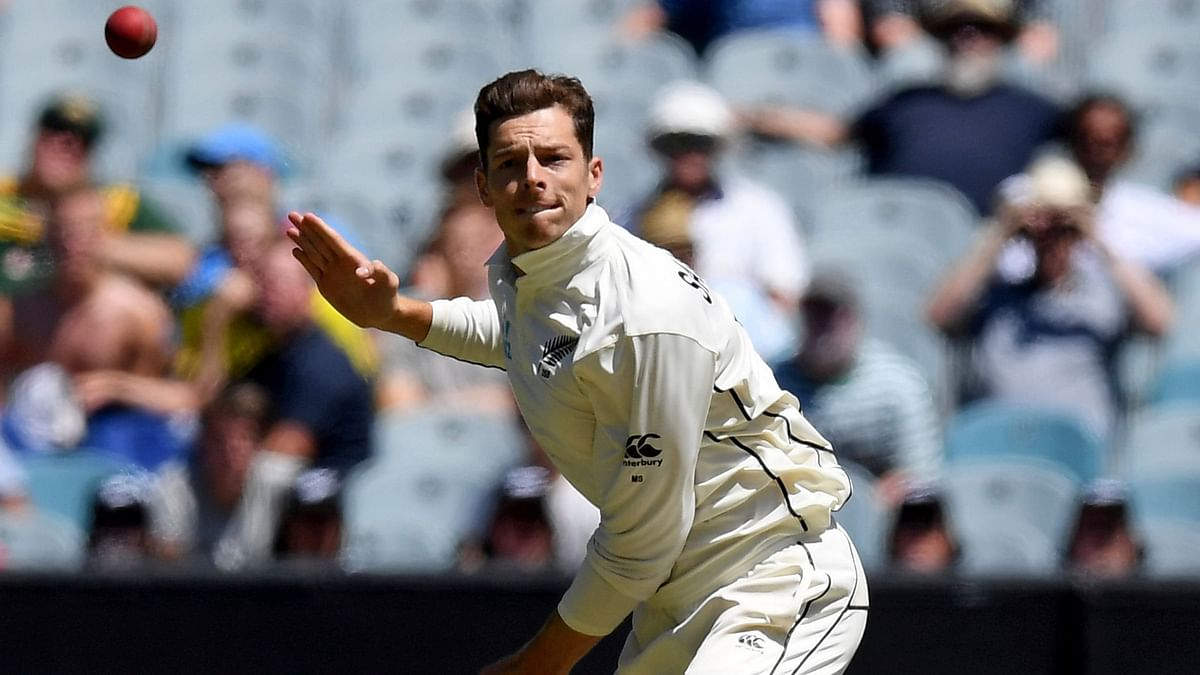 Santner the Reason Why NZ Can't Win Boxing Day Test: Mark Waugh