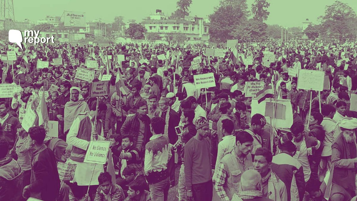 In Gandhi's Champaran, a Peaceful Satyagraha Against CAA-NRC