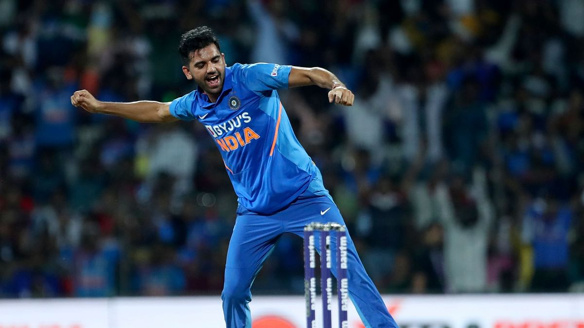 Have to Be Selective or I Won't Be Able to Survive: Deepak Chahar