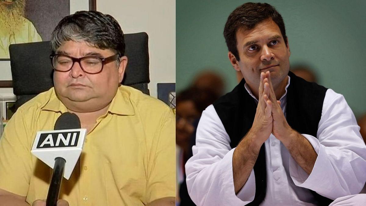 Thrash Rahul in Public: Savarkar's Grandson Tells CM Thackeray
