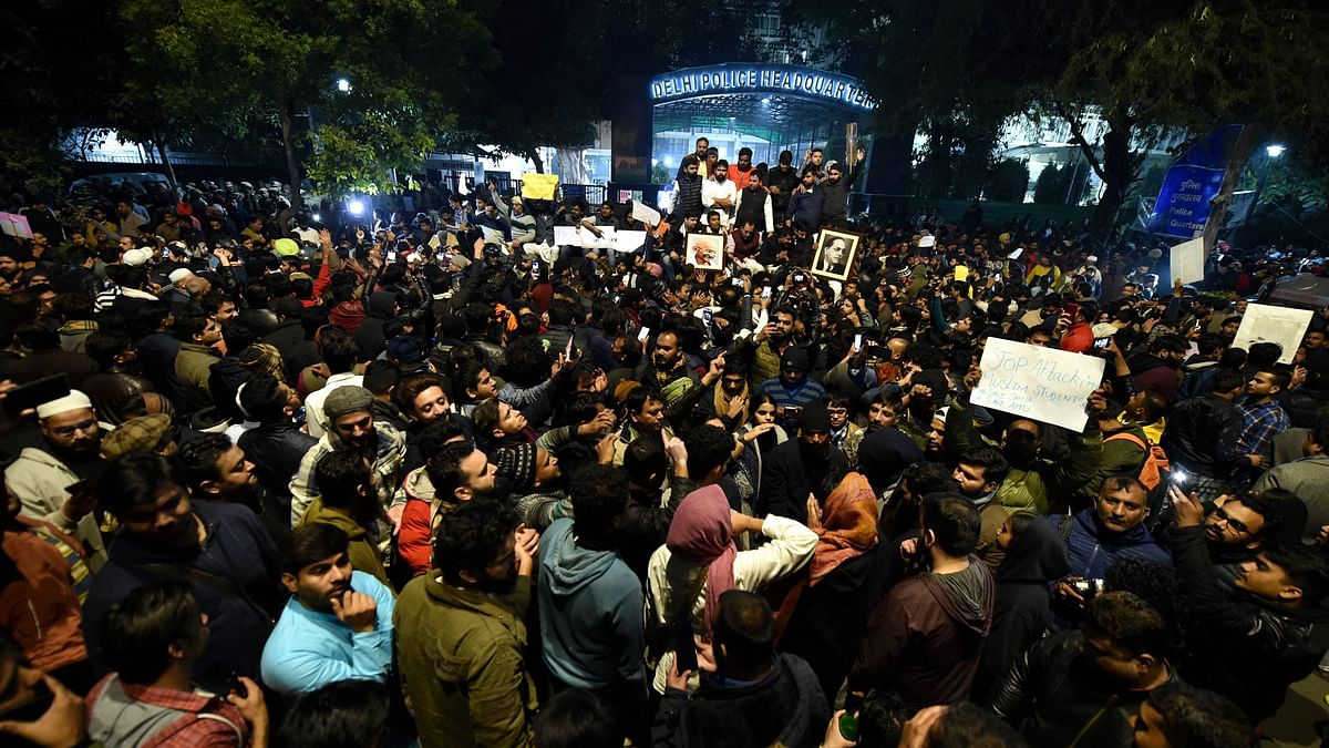 Jamia Students Detained by Delhi Police Released Late in the Night