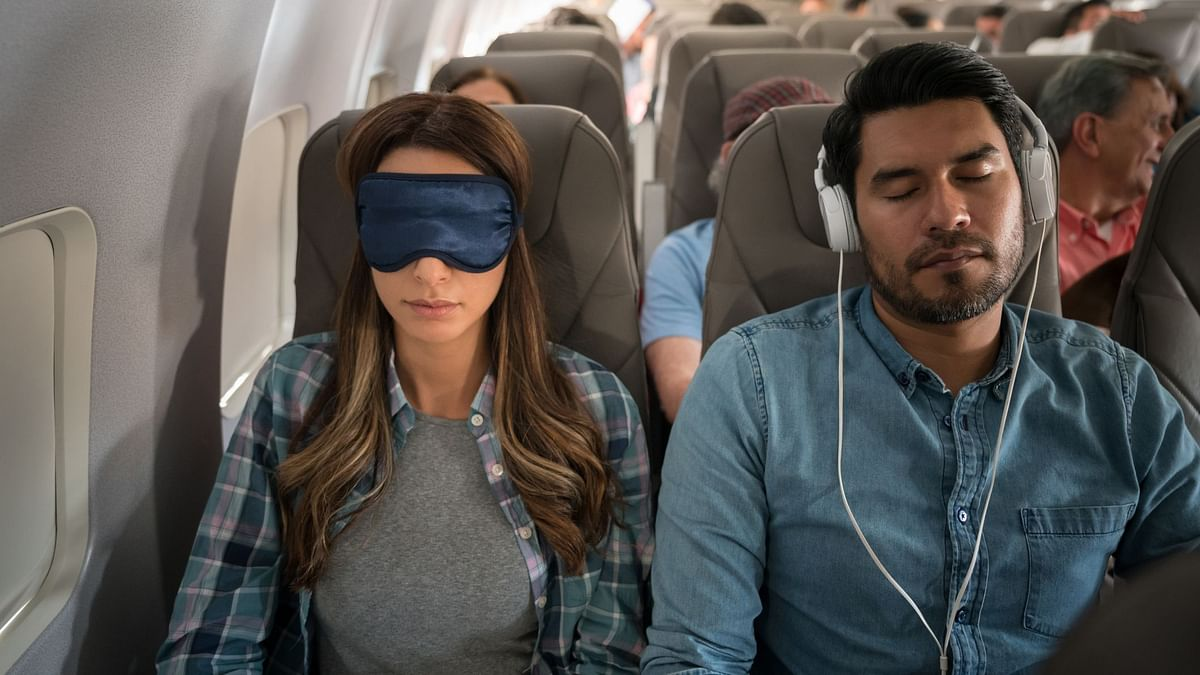 The advance may help people who travel frequently across time zones get better quality sleep.