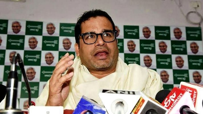 More Seats for JD(U) in 2020 Polls: Prashant Kishor's Msg to BJP