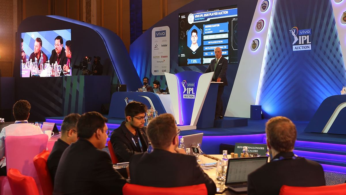 A total of 1097 players have signed up for the IPL auction on 18 February in Chennai.