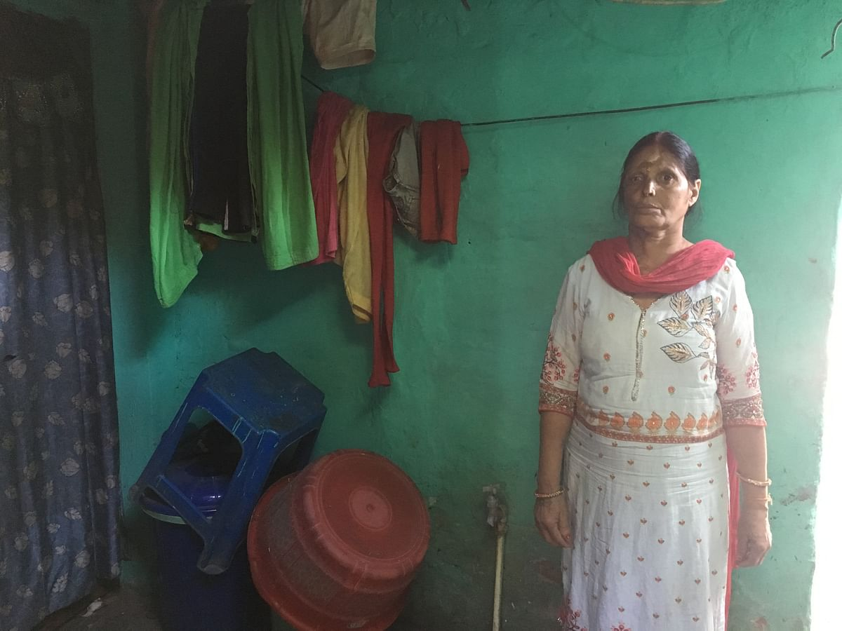 Premlata survived an acid attack in 1984. She has approached the court recently demanding compensation.