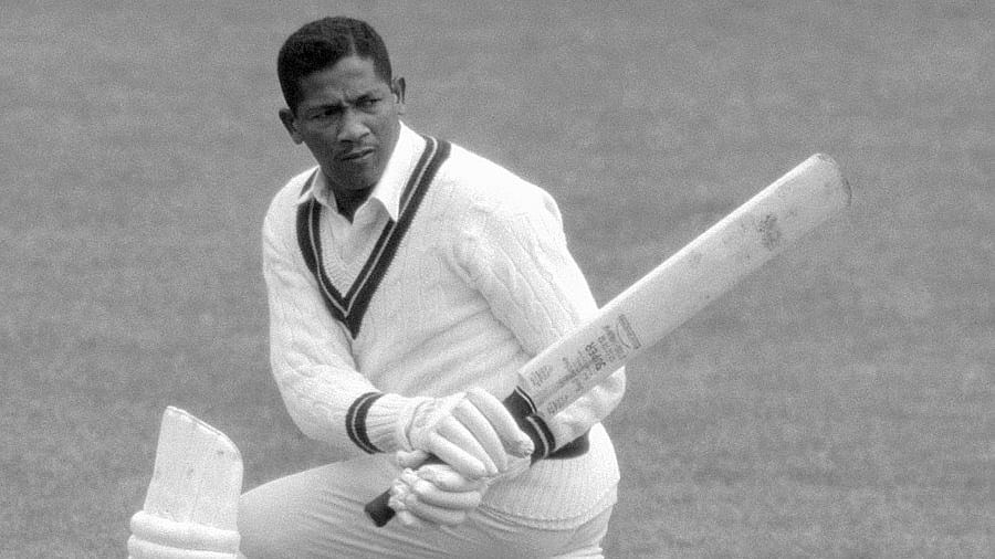 Basil Butcher, a right-handed batsman from Guyana, made his debut against India and played 44 Tests till 1969.