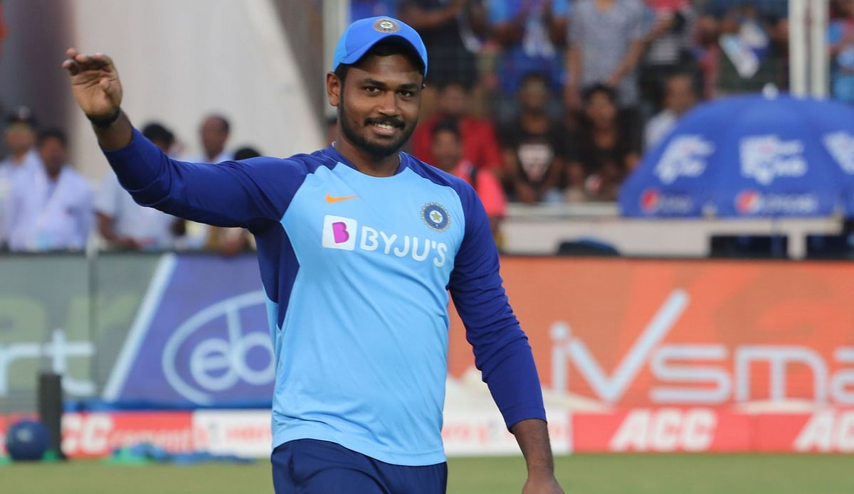 Sanju Samson managed to break into the Indian team as early as July 2015.