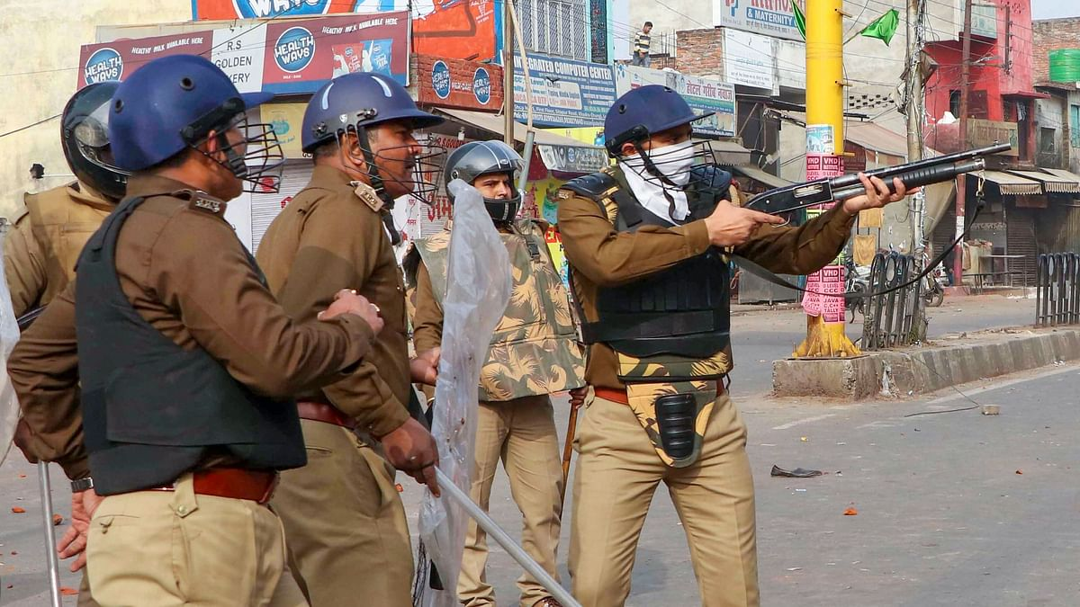 CAA Unrest: UP Police Admits to Protester's Death in Firing