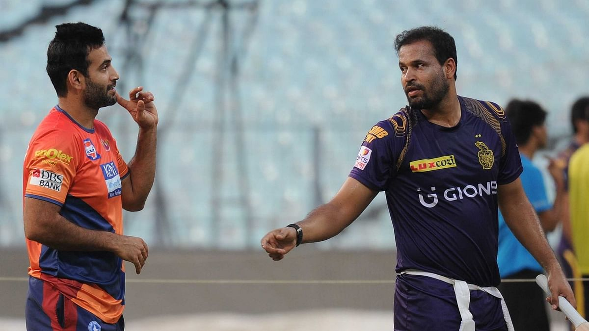 IPL Auction: Irfan Pathan Has a Special Message for Brother Yusuf