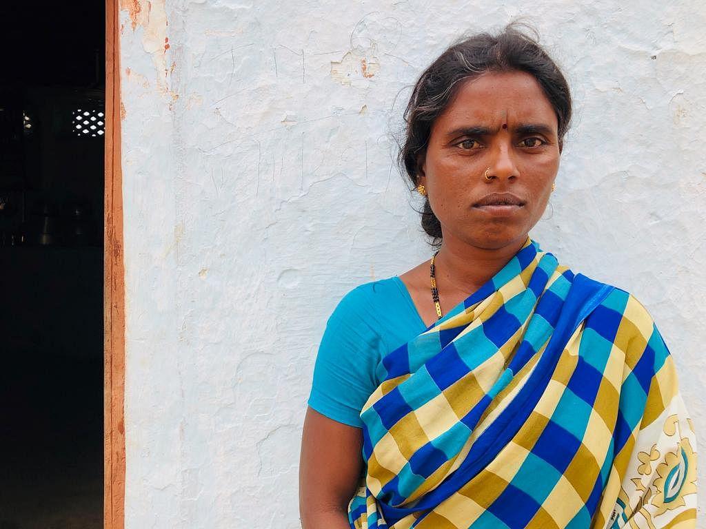 Laxmi was pregnant with her second child, a daughter, when her husband passed away 12 years ago.