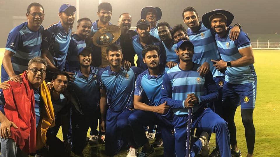 Karnataka Beat TN by a Run to Defend Syed Mushtaq Ali Title