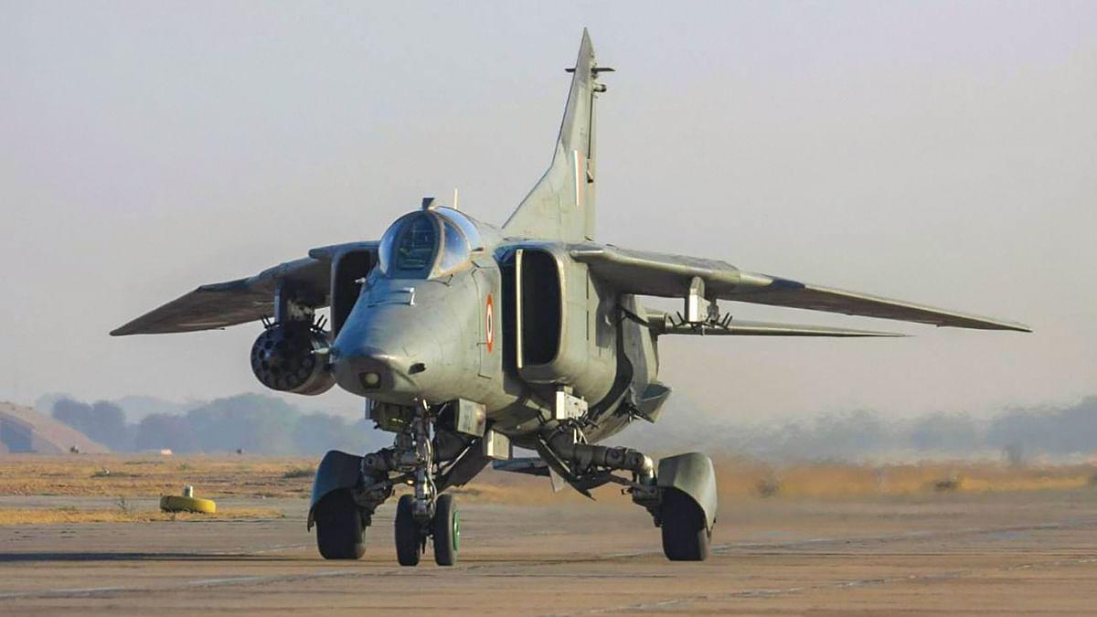 IAF's 'Bahadur' MiG-27 Takes to the Skies One Last Time