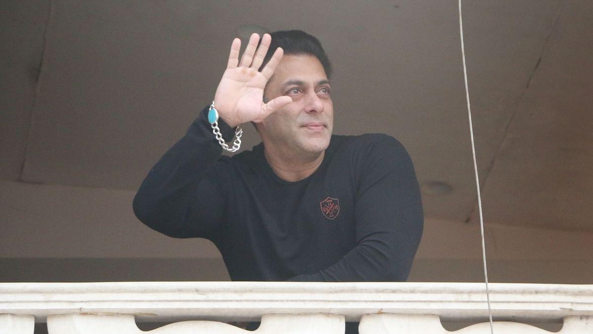 Salman Khan has blocked Christmas 2021 too.