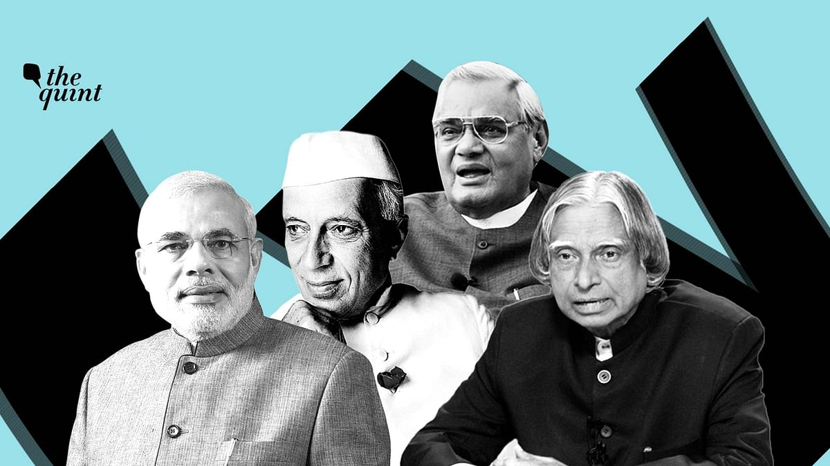 Quiz | 'A Prosperous, Caring India' & More: Who Said These Lines?
