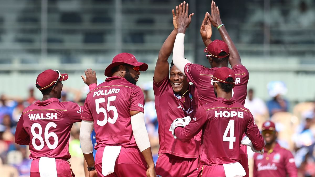 Twitter Congratulates West Indies For Dominating Win Over India