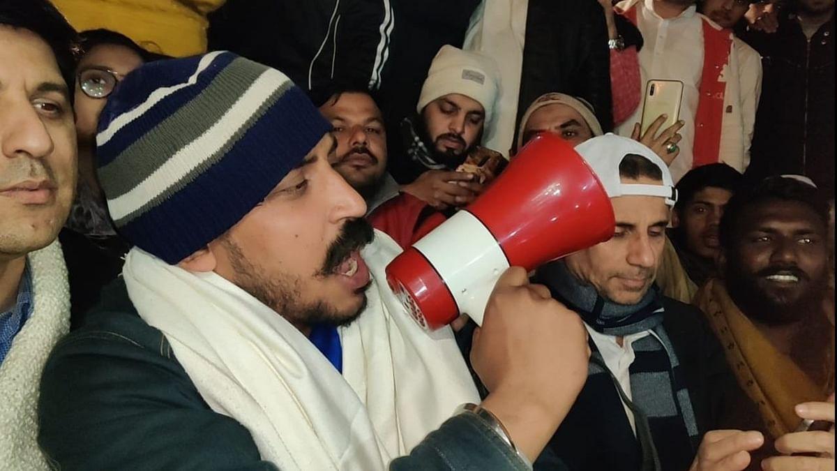 Chandrashekhar Azad Charged With 'Inflammatory Speech' in FIR