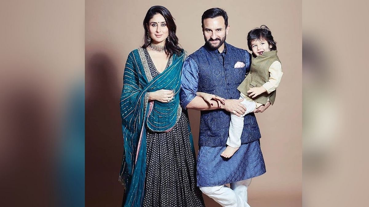 Kareena and the Baby Are Healthy, Says Saif Ali Khan