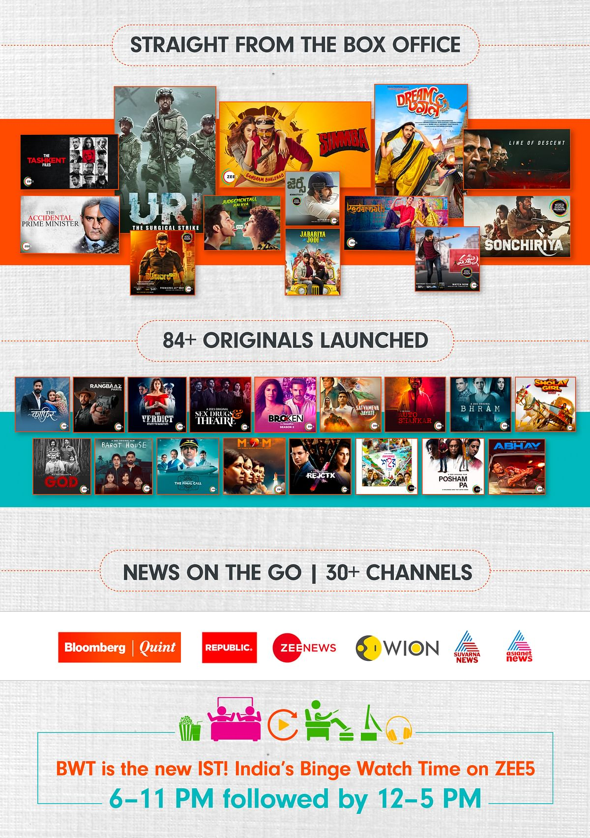 10 Reasons Why India Fell in Love With ZEE5 in 2019
