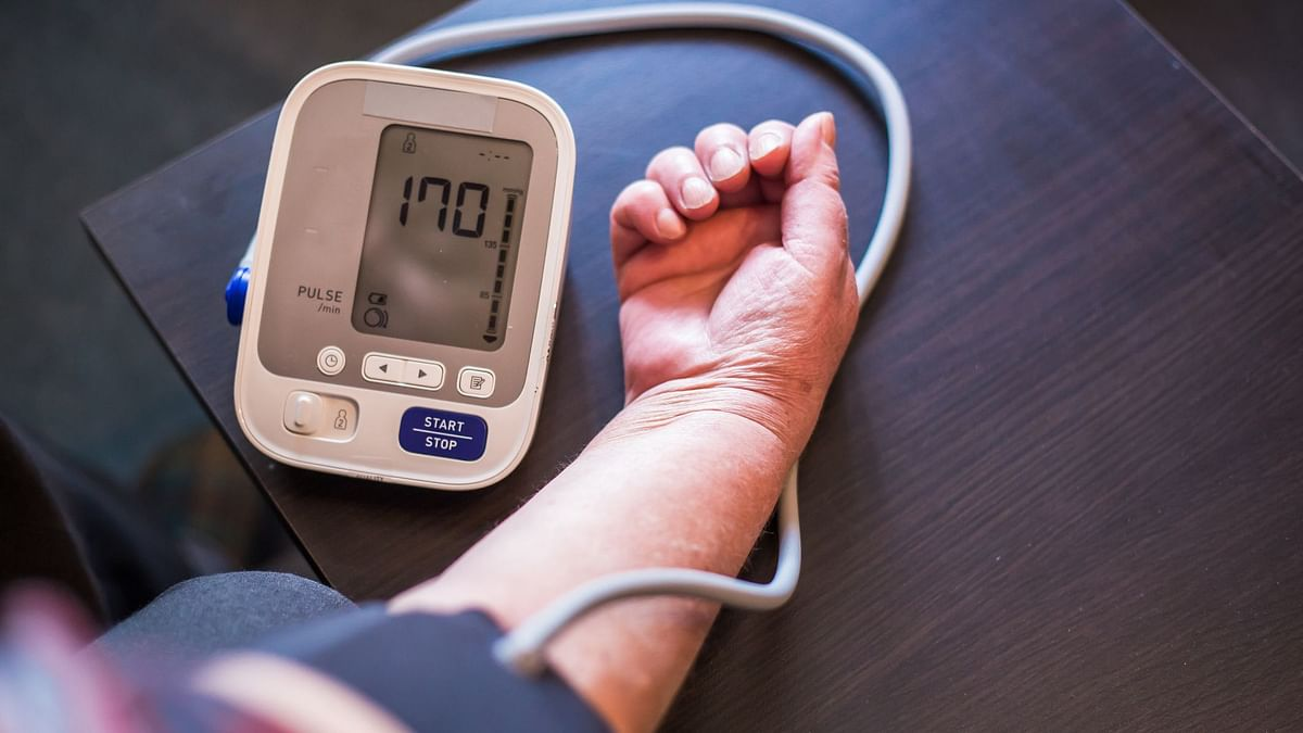 High BP can be the result of long working hours.