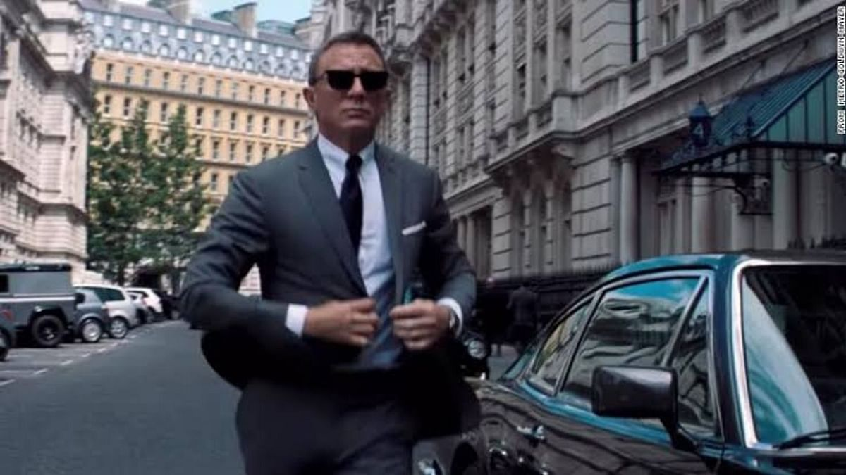 'No Time to Die' Trailer: Daniel Craig Back as 007 for Last Time