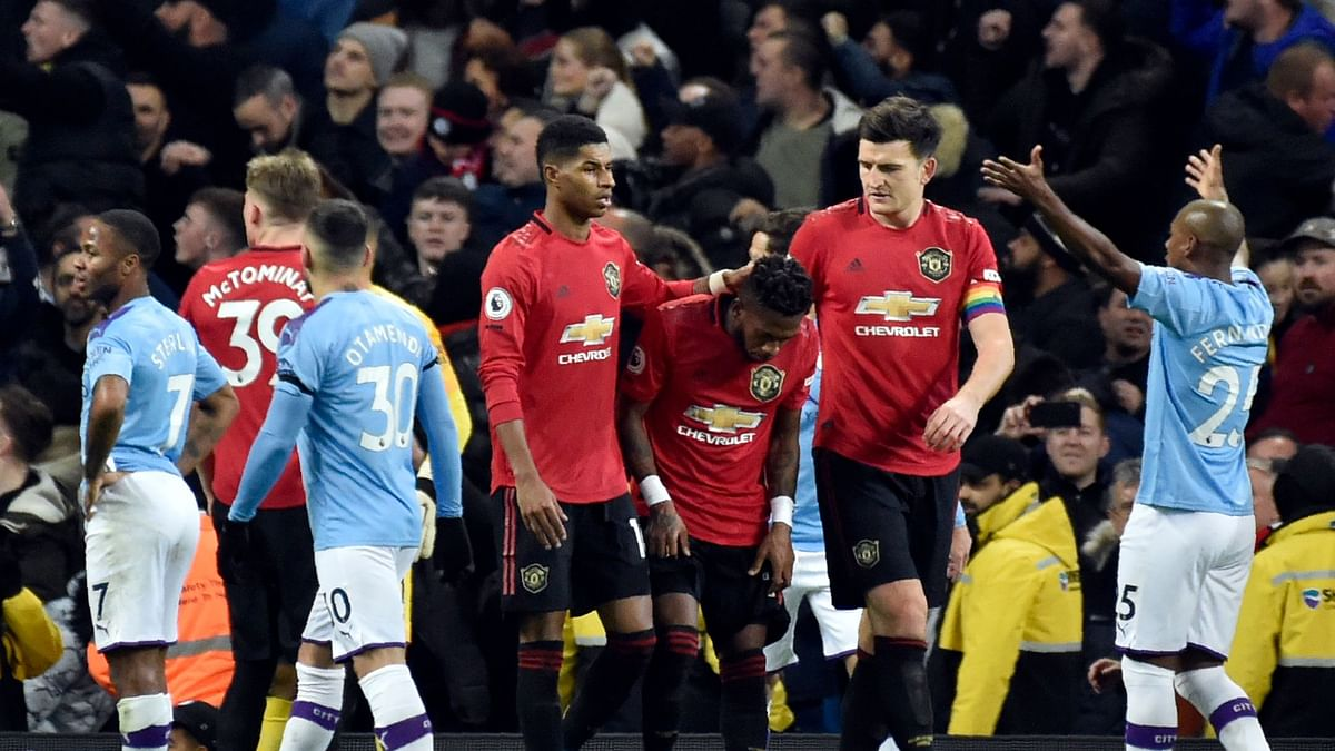 Man United's 2-1 Derby Win at City Marred by Racist Abuse