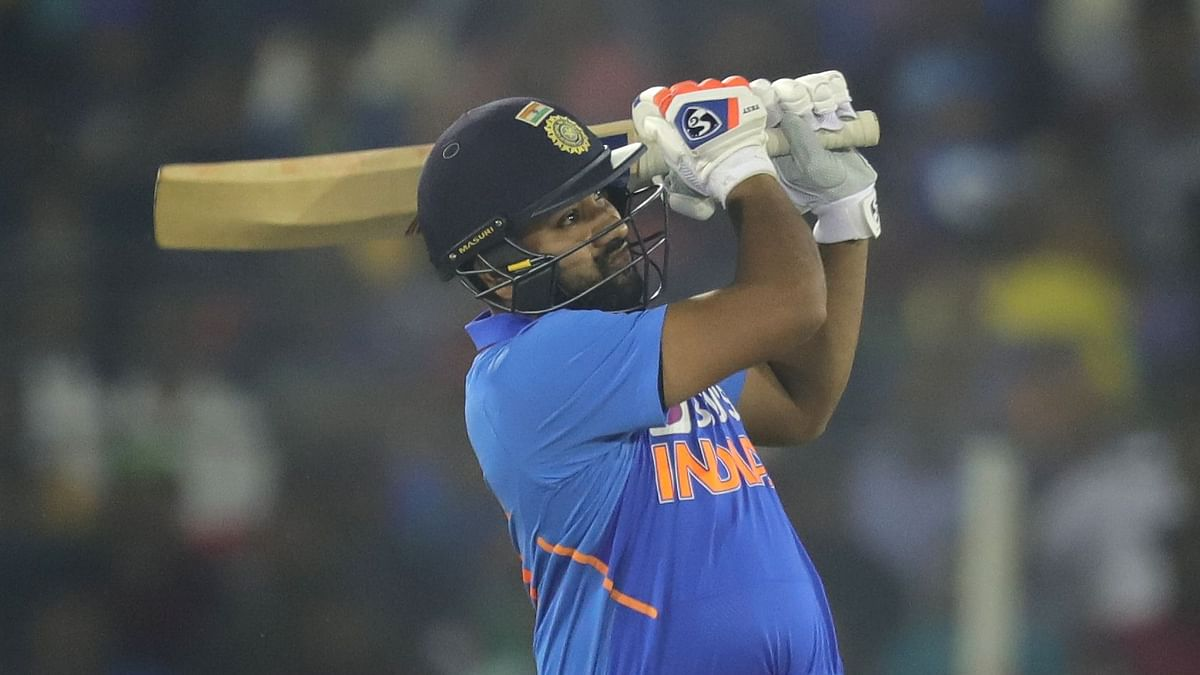Extremely Grateful for the Year I Have Had: Rohit Sharma