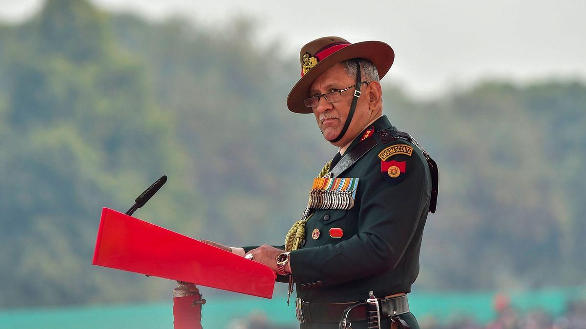 Terrorists Are Not Rambo, Highlight Their Negatives: Bipin Rawat