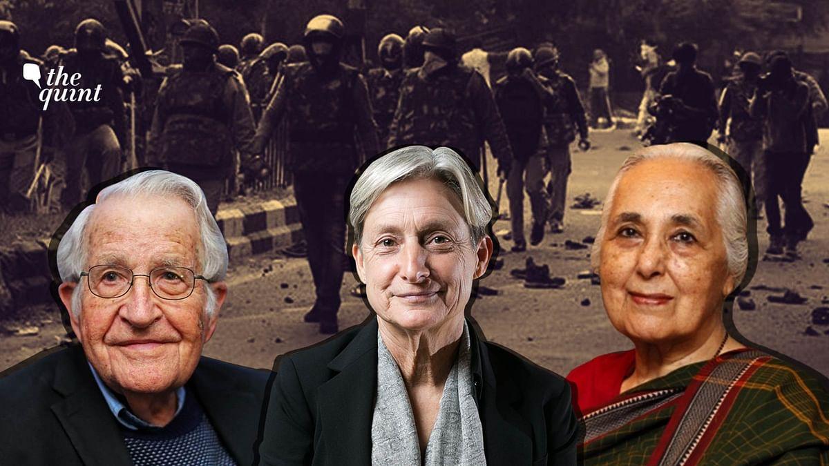 Thapar, Chomsky & 10,000 More Decry Police Brutality at Jamia, AMU