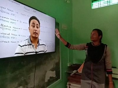 This high-tech govt school in MP is raising the bar.