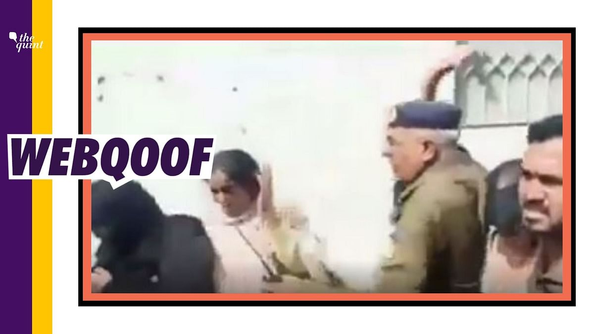 Police Dragged Citizens Out of Their Homes in Assam? False Claim!