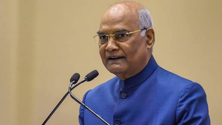 Journalists Who Spread Fake News Are Taint to Profession: Kovind