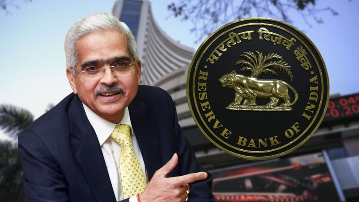 RBI Revises FY21 GDP Growth at -7.5%; Repo Rate Unchanged at 4%