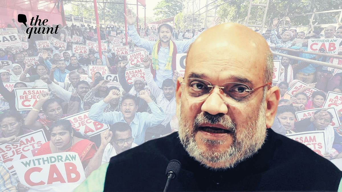 Not Against Muslims: How Amit Shah Defended Citizenship Bill in LS