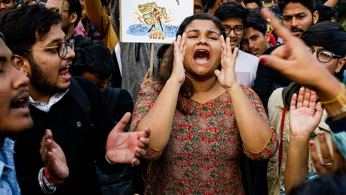 How 'Resistance' Music Amplified Protests Against CAA in India