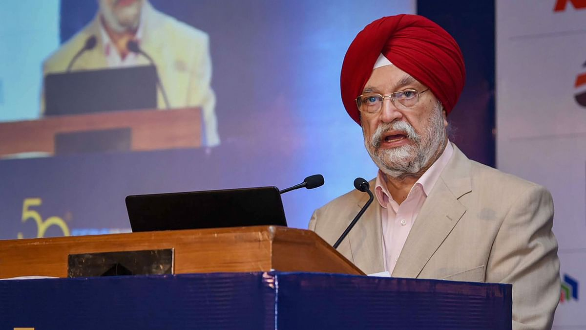 Govt to Sell 100% Stake in Air India: Hardeep Singh Puri