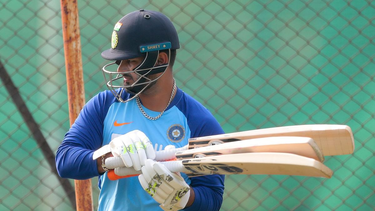Rishabh Pant is close to surpassing this M.S. Dhoni wicket-keeping record.