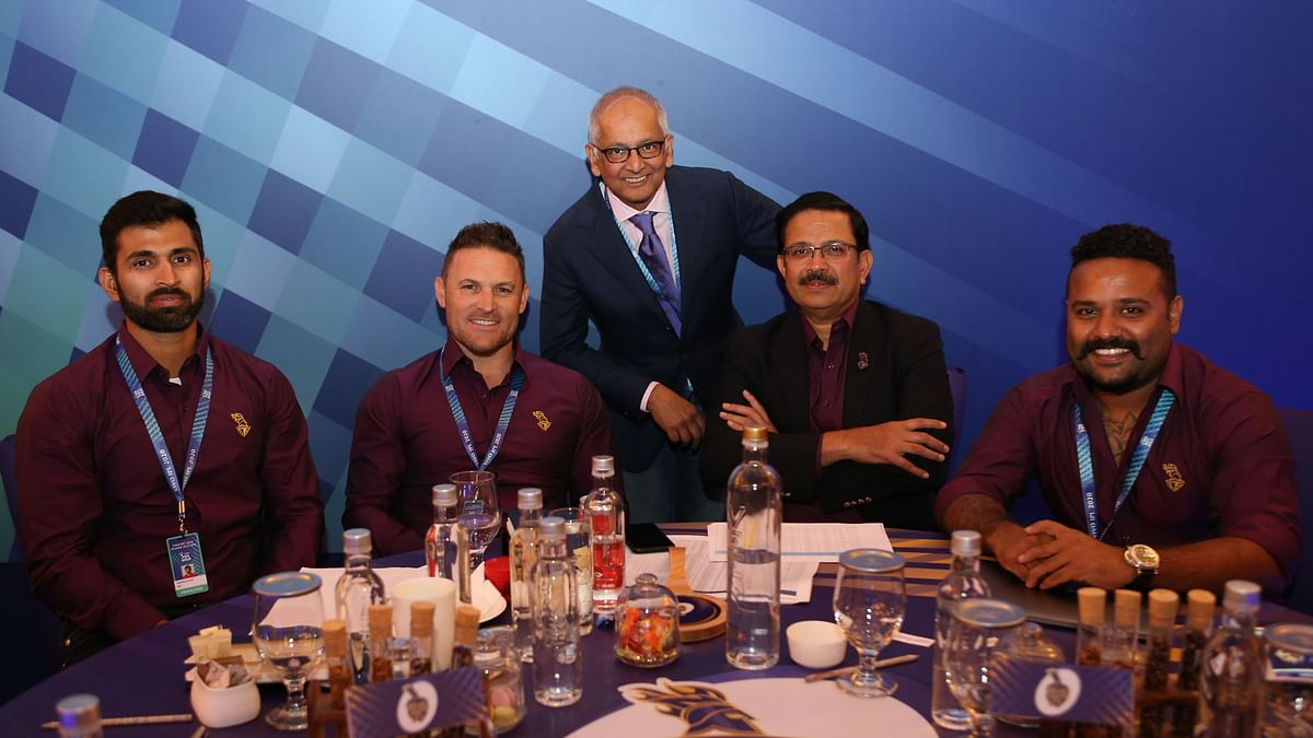 Kolkata Knight Riders came into the auction with 11 vacant spots in the squad and a purse of around Rs 35 crore.