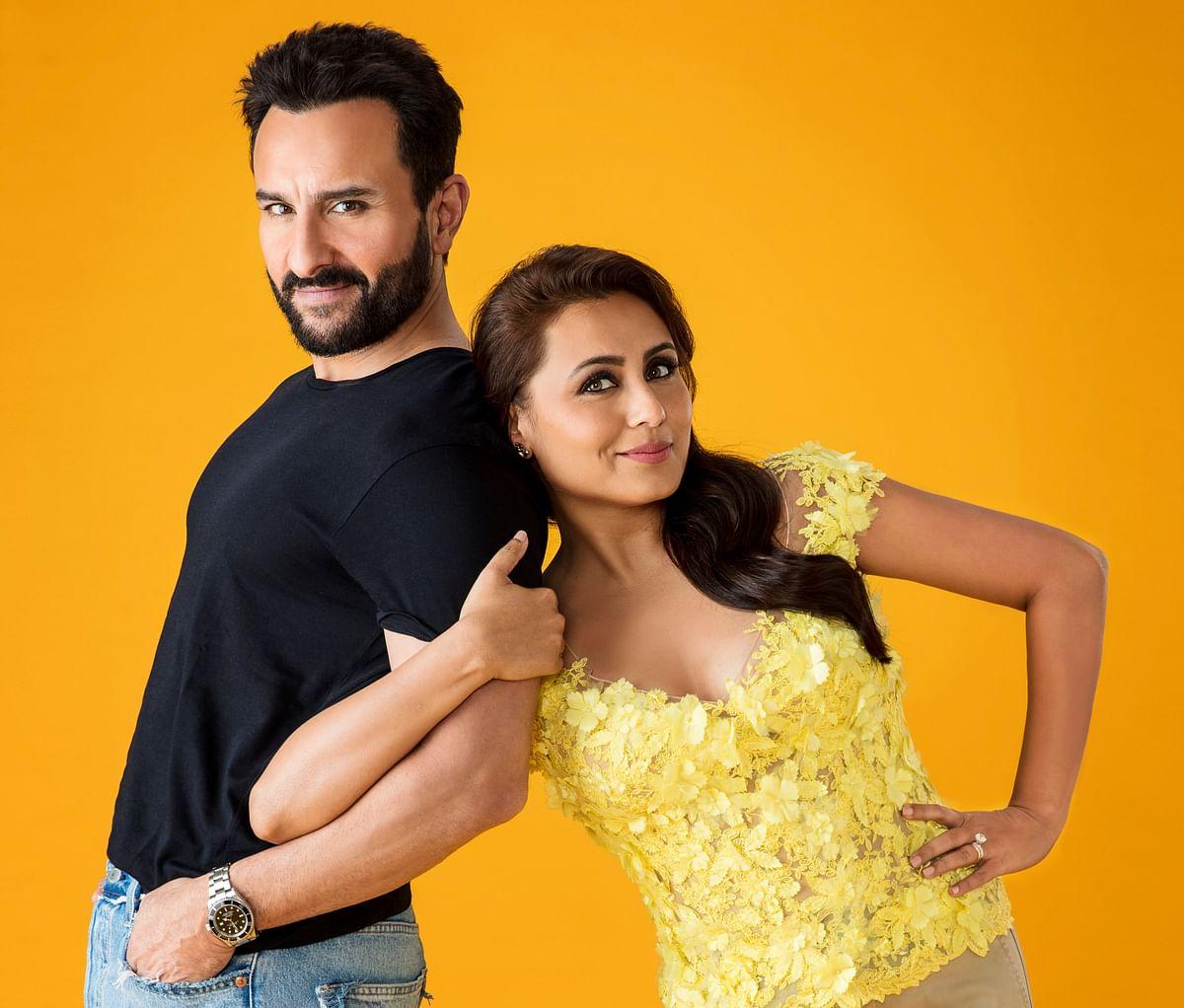 Saif and Rani to Reunite After 11 Years for 'Bunty Aur Babli 2'