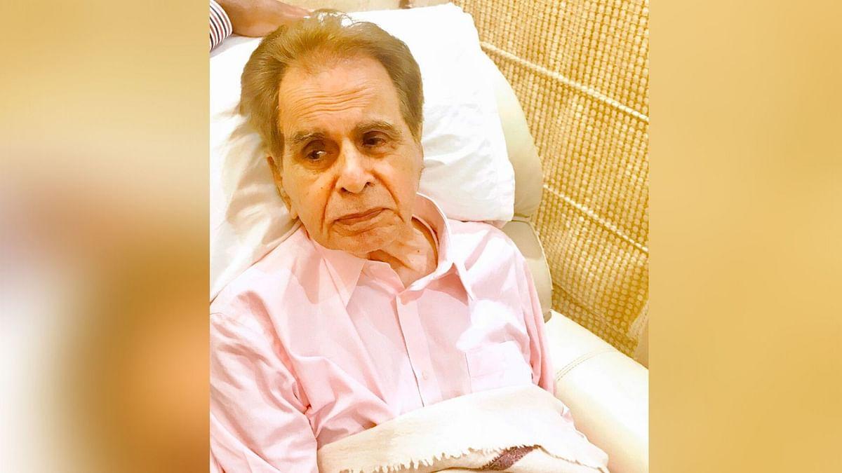 COVID-19: Veteran Actor Dilip Kumar in Quarantine as Precaution